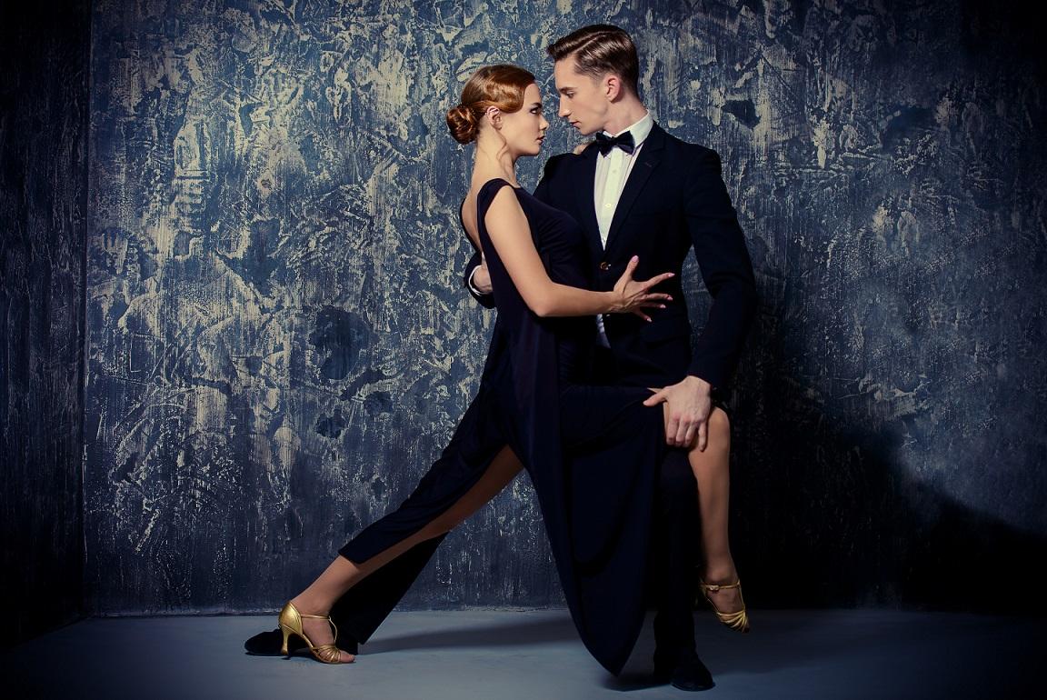 enjoy tango dance